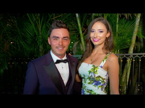 Rickie Fowler and TOUR players take to the Red Carpet at Trump National Doral
