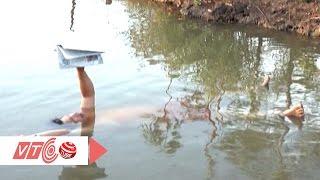 Người tự nổi hàng giờ... trên mặt nước | VTC