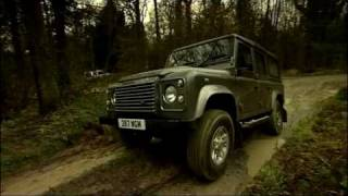 Land Rover Defender 2010 Model Year