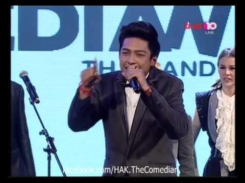 เคน แน็คกี้ โหน อันเดรส ข้าวฟ่าง   สัปดาห์ 1   The Comedian Thailand