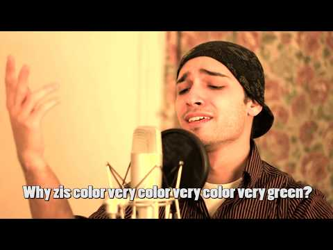 Why This Kolaveri Di Song Egyptian Arabic Version Funny Parody...
