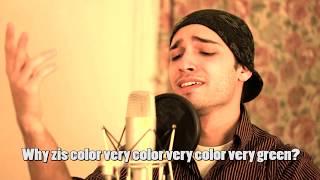 Why This Kolaveri Di Song Egyptian Arabic Version Funny Parody ORIGINAL كولافيرى مصرية