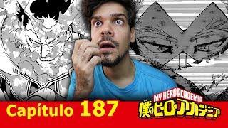 BOKU NO HERO ACADEMIA 187 | Endeavor e a Quirk de Hawks