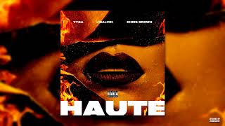 Tyga - Haute ft. J Balvin, Chris Brown (Official Audio)