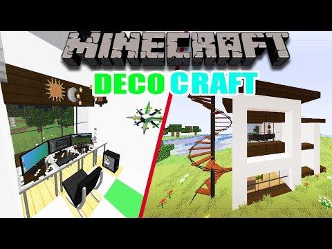 Minecraft - DECOCRAFT MOD (Laptos, Pianos, juguetes) 1.7.10/1.8.9/1.9.4/1.10.2/1.11.2/1.12.2/1.13