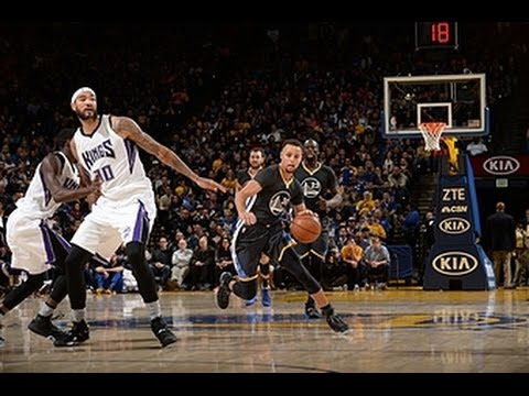 Golden State Warriors vs Sacramento Kings - November 28, 2015