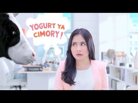 Iklan Cimory Yogurt Drink - Kantor, Prilly Latuconsina 30sec (2017)