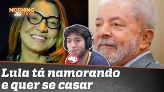 Lula quer casar. Coppolla tá em dúvida se lua de mel será em Atibaia ou no Guarujá