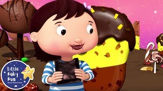 """Yum Yum"" Chocolate Song - Little Baby Bum 