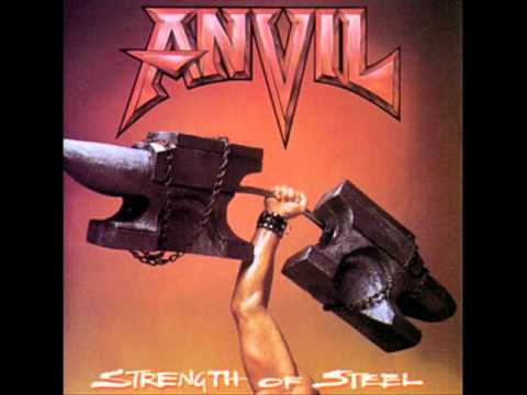 Anvil - Straight Between The Eyes