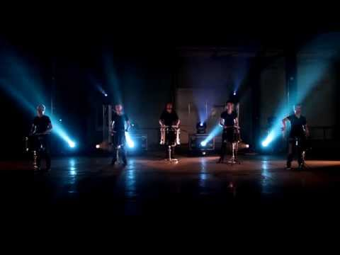 Takomo Percussion — Lights Off (Official Video)