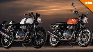Eicher Motors' shares slump in December as Royal Enfield sales fall