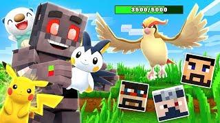 Minecraft Pixelmon Let's Go Episode 1: New Adventure