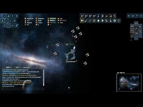 DarkOrbit #15:  Invacion con x1