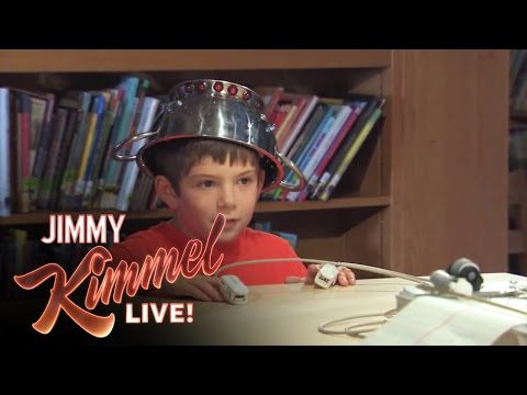 Jimmy Kimmel Lie Detective #5