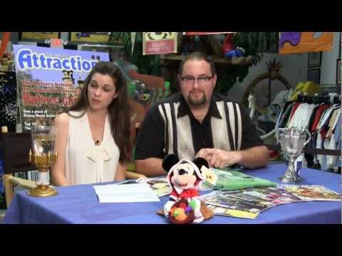 Attractions - The Show - Nov. 22, 2012 - Attractions Expo, Merry Madagascar Ice! and much more