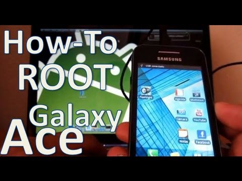 [How To] Root para Galaxy Ace S5830 (Español Mx)