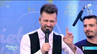 La un an de Prietenii de la 11, Florin Ristei cântă manele