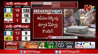 కొలిక్కిరాని విజయవాడ లోక్ సభ కౌంటింగ్.. అధికారిక ఫలితాల ప్రకటనకు మరో 6 గంటలు | Elections 2019 | NTV