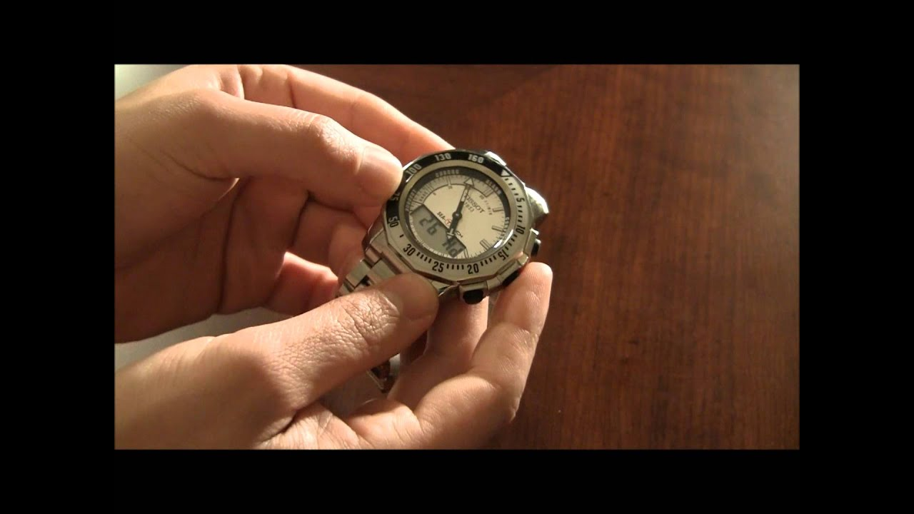 Tissot Sea Tissot Sea-touch Watch Review