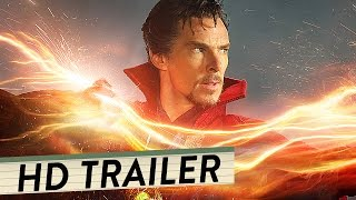 DOCTOR STRANGE Trailer 2 Deutsch German (HD) | Marvel, Comic, Benedict Cumberbatch, 2016