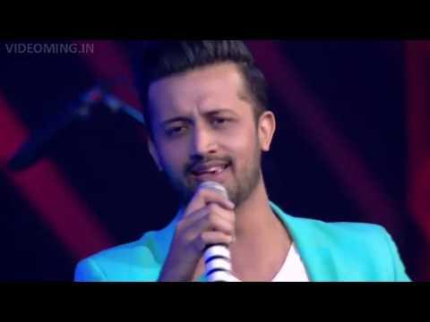 Be intehan hurt tuching performance by Atif Aslam