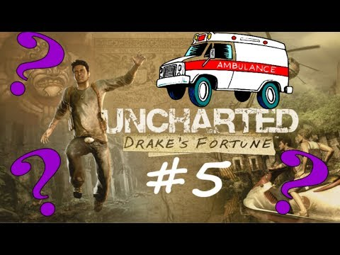 Uncharted 1 Drake's Fortune Playthrough Deel 5 -...