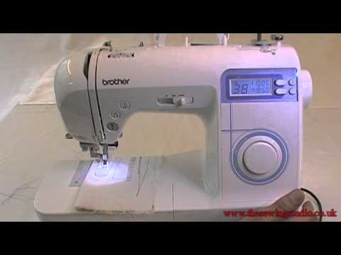 Brother NV 30 Sewing Machine Review (Part- 2)