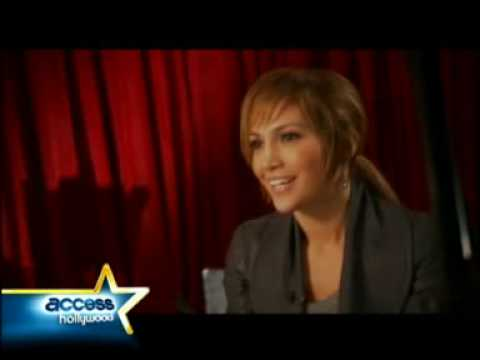 Jennifer Lopez Talks Motherhood Part 1 of 2