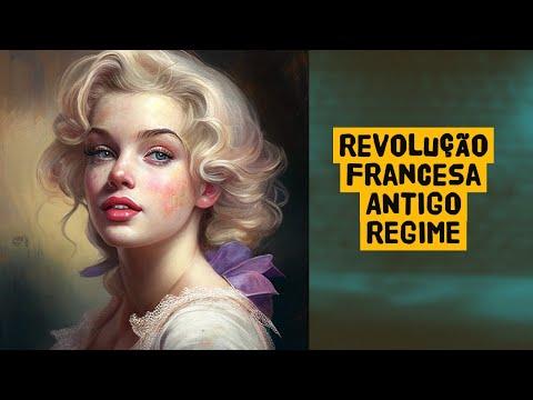 REVOLUÇÃO FRANCESA Resumo Causas Absolutismo Sociedade Estamental Antigo Regime História #1