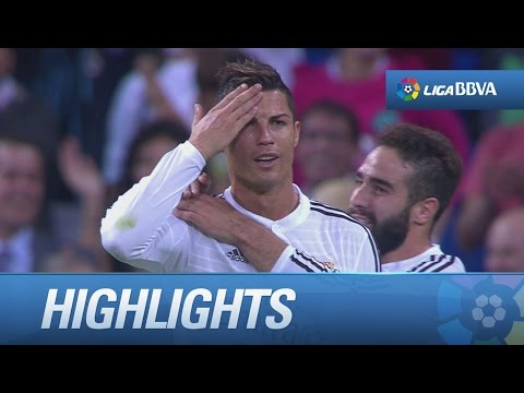 Highlights Real Madrid (5-1) Elche CF - HD