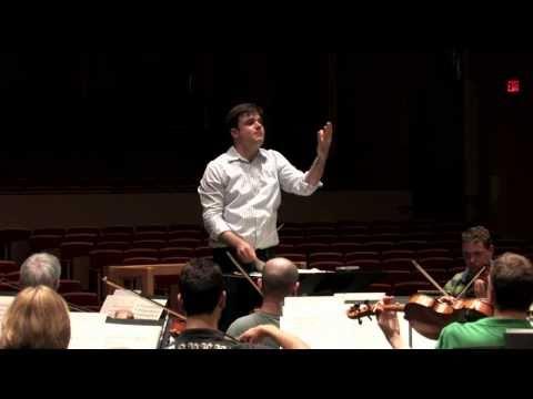 Brahms Symphony No. 2 and Paul Jacobs
