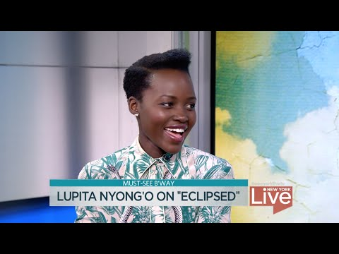 "Lupita Nyong'o on ""Eclipsed"""