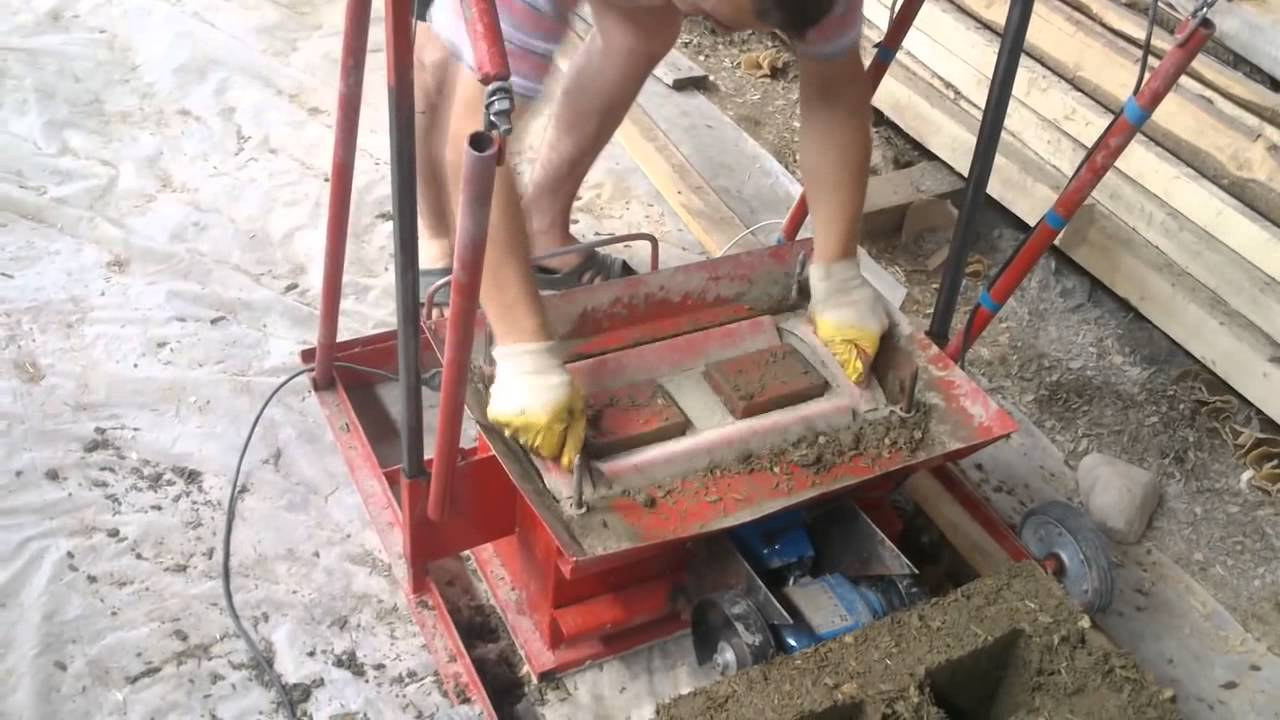 Блоки изготовить своими руками 541