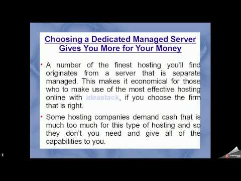 The Advantages of a Dedicated Server Colocation