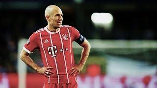 Arjen Robben  Crazy Skills  Goals  20122018  HD