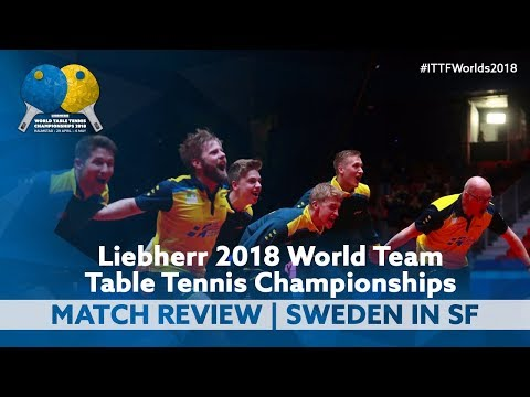 2018 World Team Championships | Sweden Review Epic Clash with England