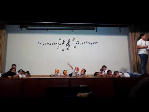 Lh1 dantza La Anunciata