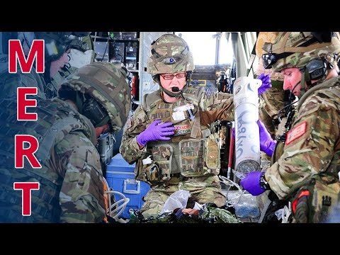 NATO in Afghanistan - Medical Emergency Response Team, British military doctors in Helmand