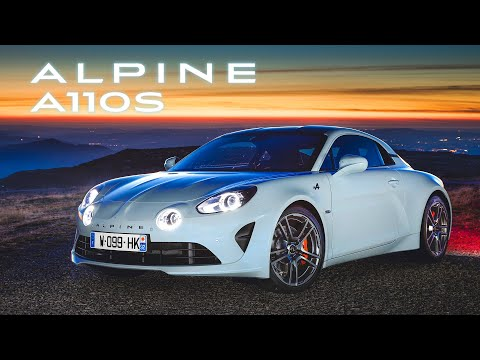 Alpine A110S: Road And Track Review | Carfection 4K
