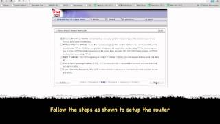 Zoom Wireless Router Setup Guide