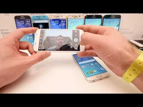 Samsung Galaxy S6 Edge Review [4K English]