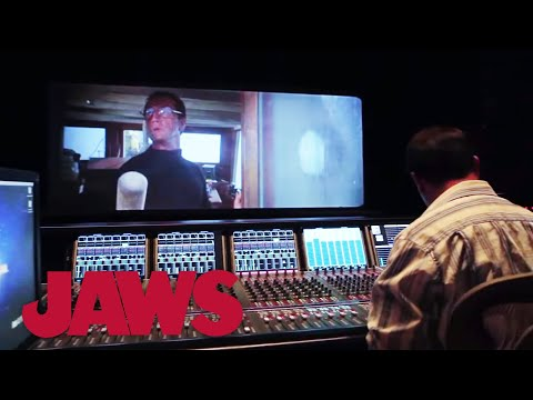 Jaws Film Restoration --Own Jaws on Blu-ray August 14, 2012