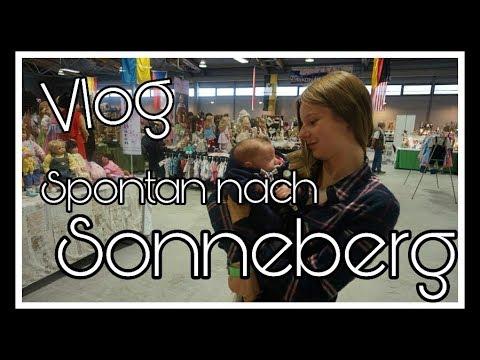VLOG | Spontan auf die Messe in Sonneberg || Reborn Baby Deutsch