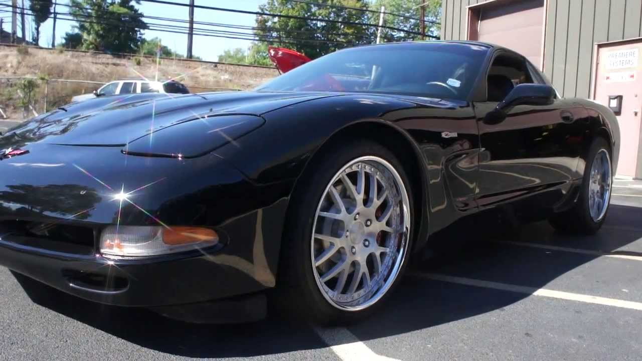 C7 Corvette For Sale >> ~~SOLD~~2004 Corvette Z06 For Sale~Supercharged~Low Miles~D2 Forged Wheels~VERY FAST! - YouTube