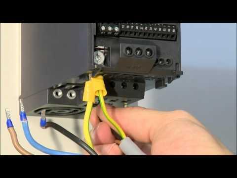 Ввод в эксплуатацию преобразователя частоты Danfoss VLT Micro Drive FC 51