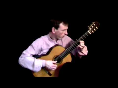Máximo Diego Pujol: Preludio Nr 5 played by Michael Kujawa