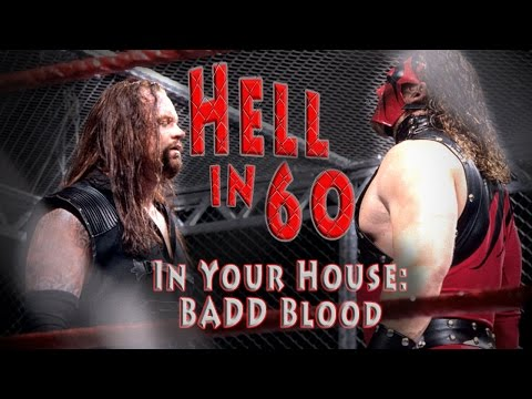 60 Seconds in Hell - The Undertaker vs. Shawn Michaels