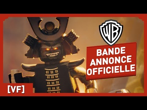 LEGO® NINJAGO®, Le Film - Bande Annonce Officielle (VF) streaming vf