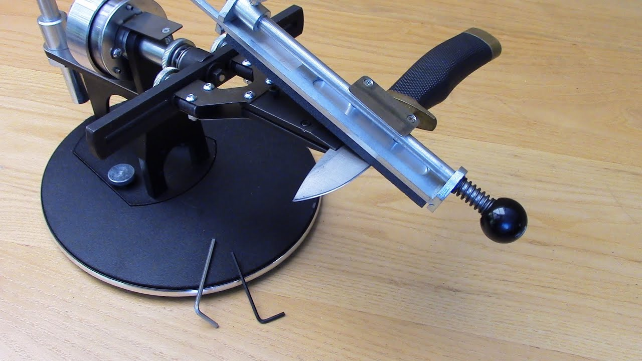 The Best Knife Sharpening System In The World Probably